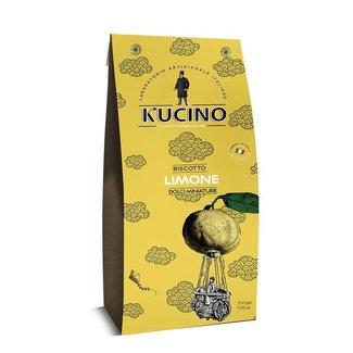 Gusto Biscotti Limone 50 gr KUCINO