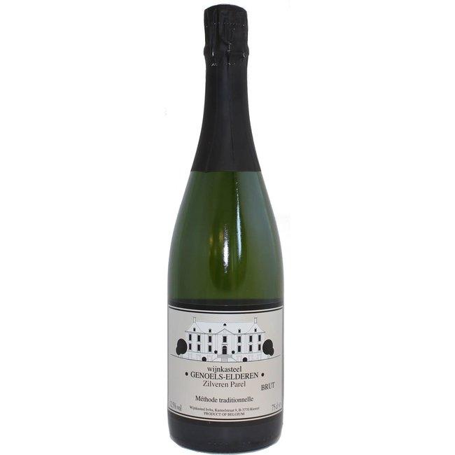 """Wijnkasteel Genoelselderen AOP Haspengouw """"Zilveren Parel"""" 2013"""