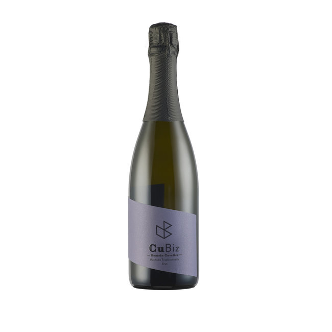 Wijndomein Cuvelier Cubiz Méthode Traditionelle '15-'16