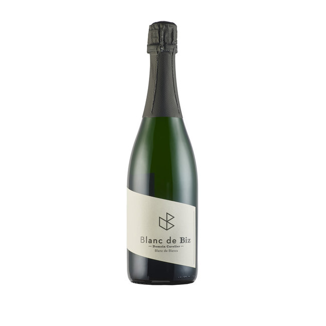 Wijndomein Cuvelier Blanc de Biz Méthode Traditionelle 2017
