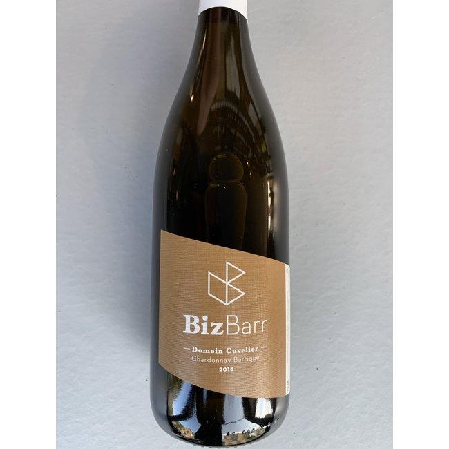 Wijndomein Cuvelier BizBarr Chardonnay Barrique 2018