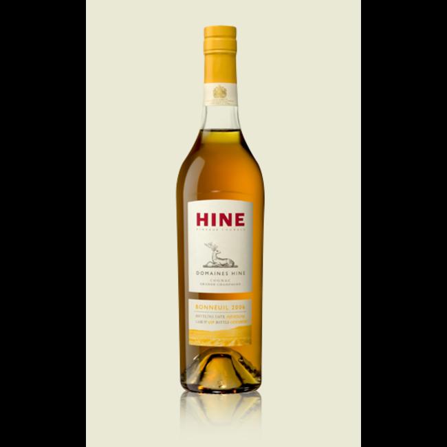 """Hine AOP Cognac Grande Champagne """"Domaine Bonneuil"""" 2006"""
