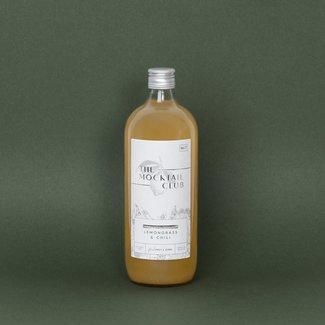 Mocktail Lemongrass & Chili 1L