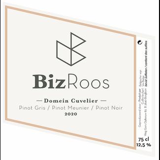Wijndomein Cuvelier Bizroos 2020 rosé