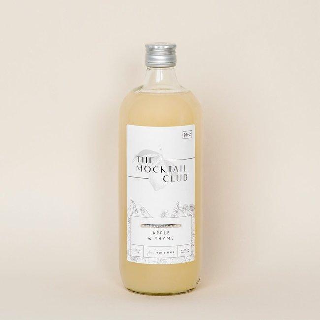 Mocktail Apple & Thyme 1L