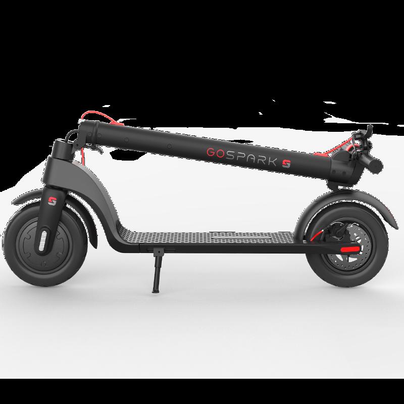 GoSpark Gospark Elektrische step met verwisselbare batterij