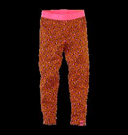 Barbara - cognac/leopard