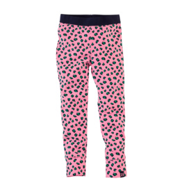Barbara - pink panter/leopard