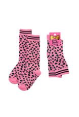 Thirza - pink panter/leopard