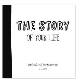 Oh My Goody The Story of Your Life' Invulboek