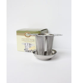 Your Daily Teacup Theefilter classic zilver