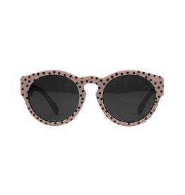 Van Pauline Sunnies junior - pink dots
