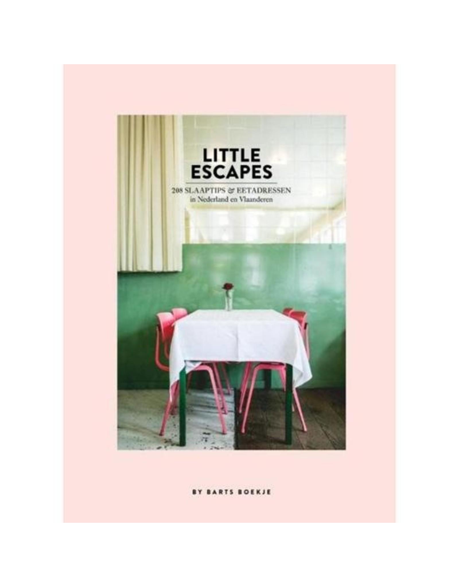 Boek - little escapes