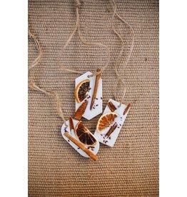 Smell & Spice Geurhanger - Kaneel/ sinaassappel