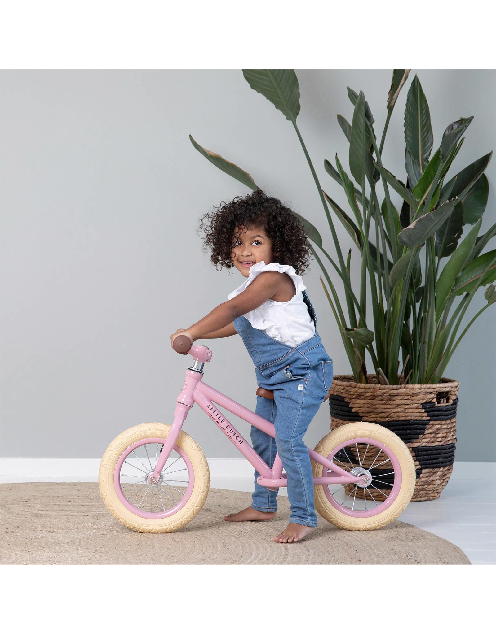 Little Dutch Loopfiets - pink