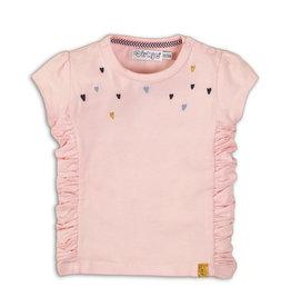 Dirkje T-shirt - licht roze