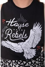 Colourful Rebel Tanktop oversized - house of rebel