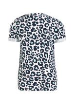Dirkje T-shirt - leopard print