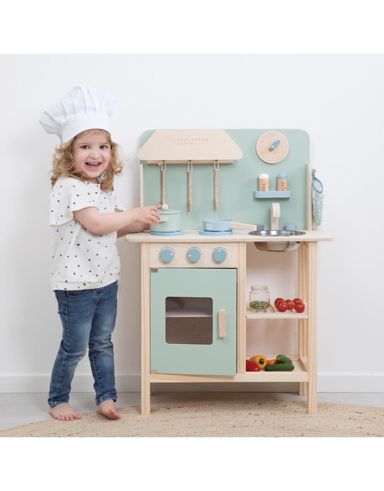 Little Dutch Houten keukentje