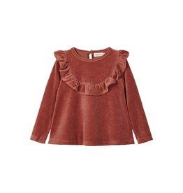 Lil' Atelier Velours sweatshirt