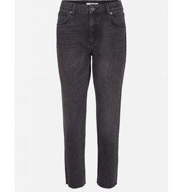 Moss Copenhagen - MSCH Jeans - Crystal mom - black
