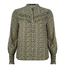 Ydence Blouse - indy green