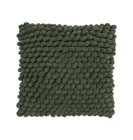 Gusta Kussen - dots green