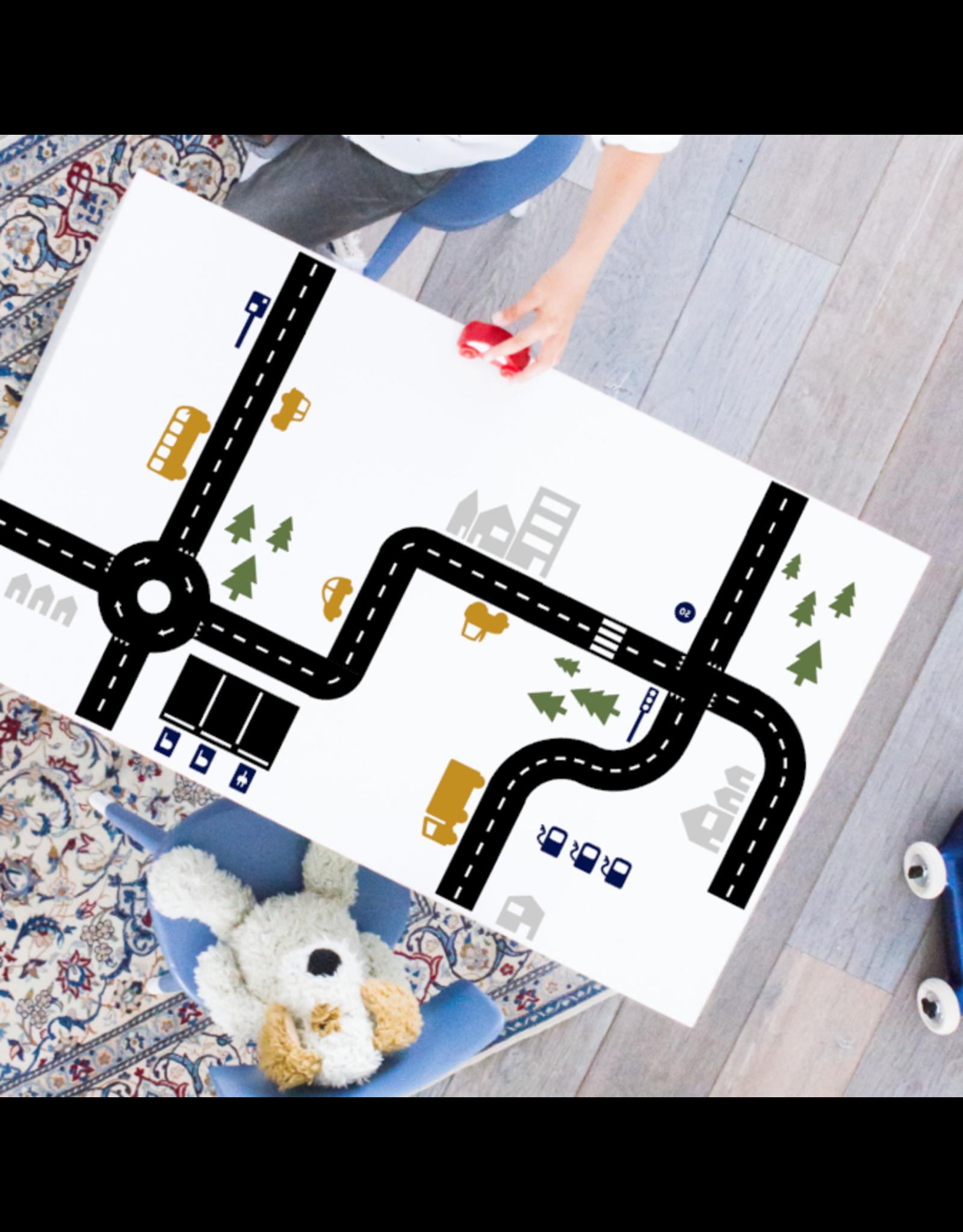Studio Jong Sticky roads - voordeelset gekleurd