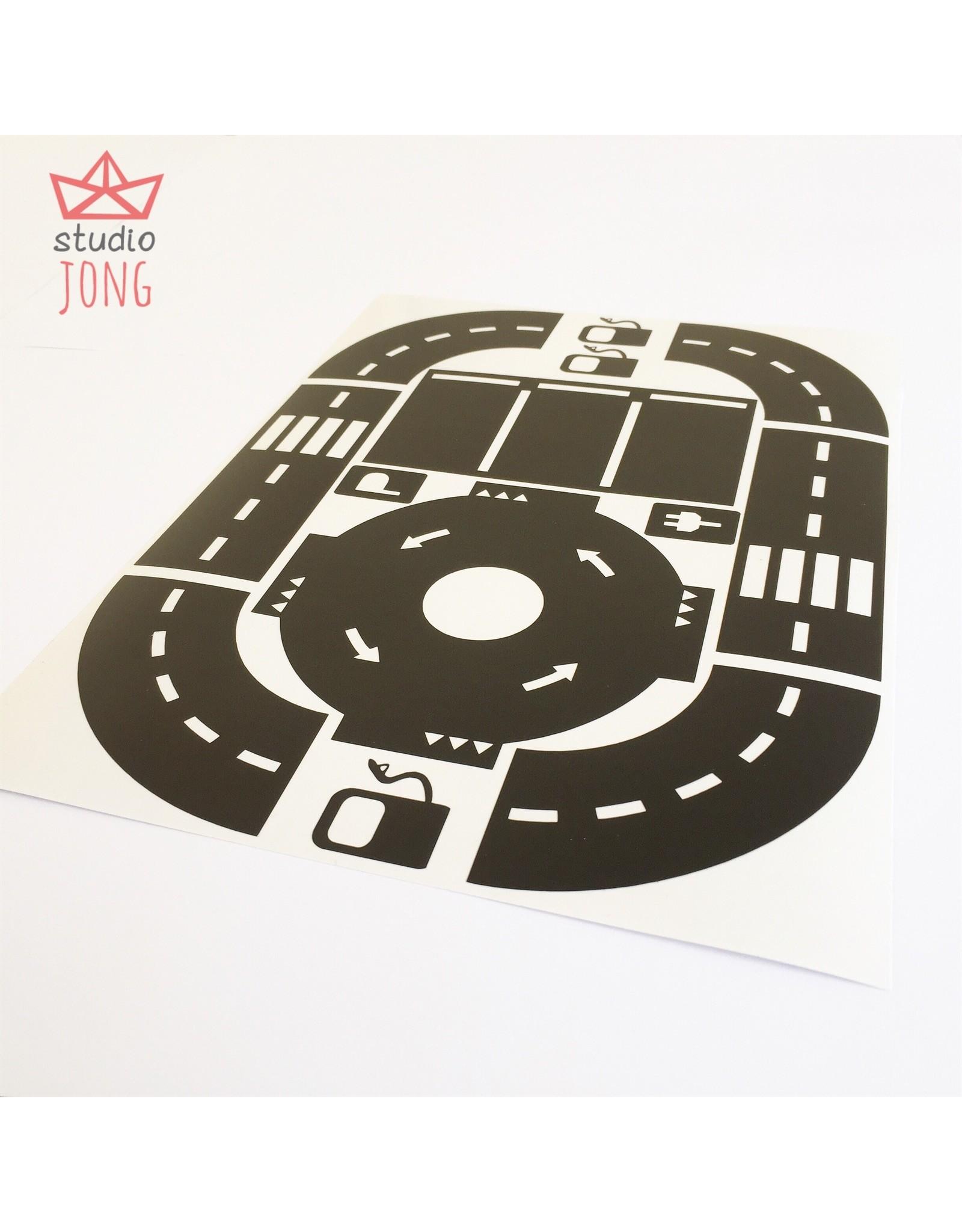 Studio Jong Sticky roads uitbreidingsset