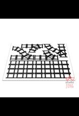 Studio Jong Sticky rails - spoordelen en wissels