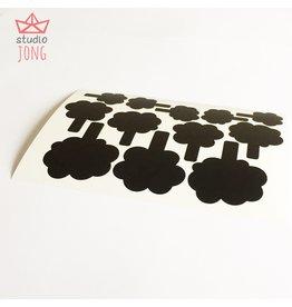 Studio Jong Sticky bomen rond