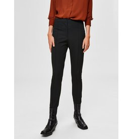 Selected Femme Filue- Broek - zwart