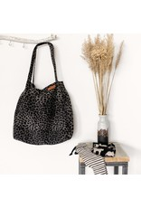Your Wishes Mom Tote Bag - dark leopard
