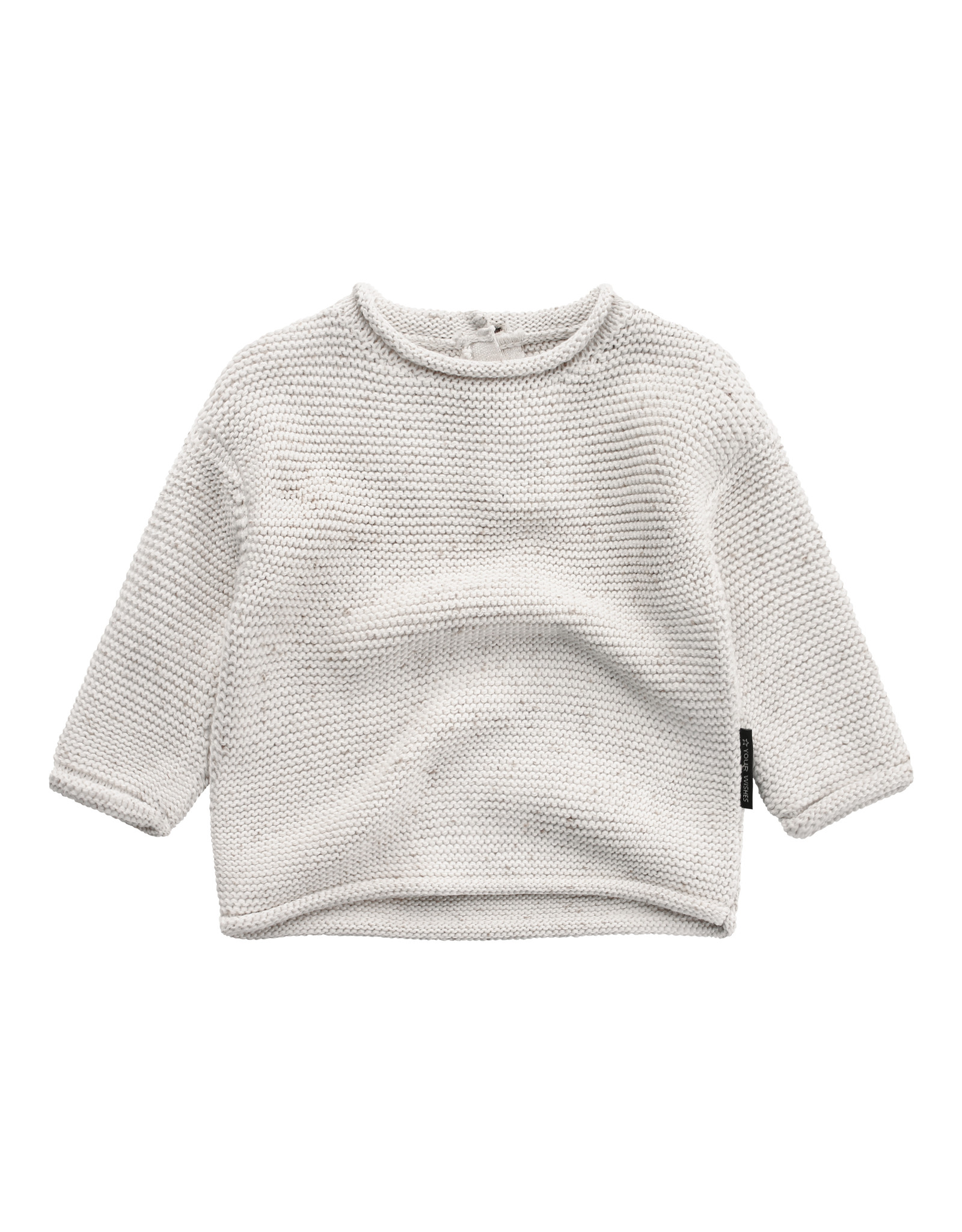 Your Wishes Knit   Boxy Sweater