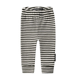 Your Wishes Beige - Stripes   Fitted Pants