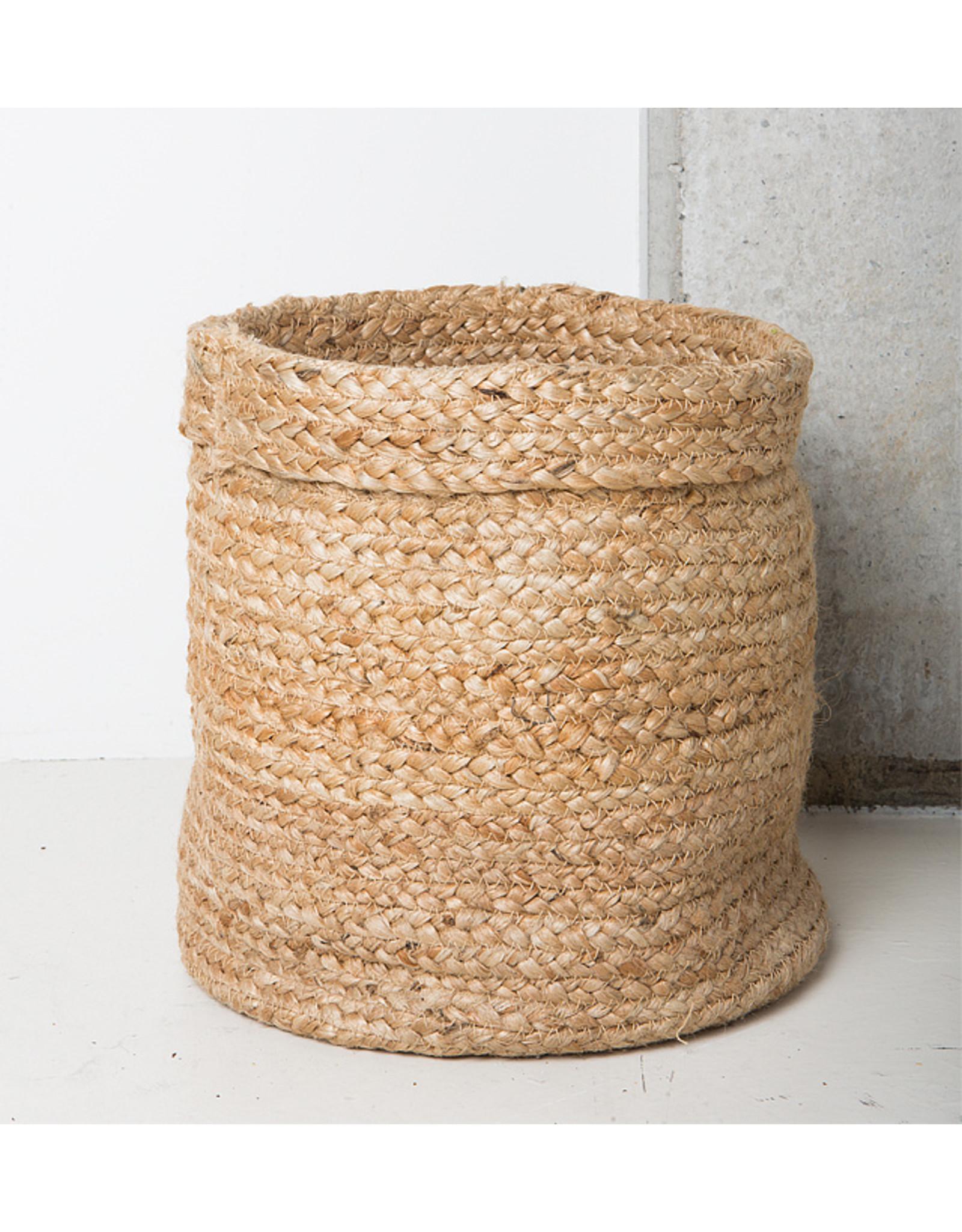 Urban Nature Culture Mand braided jute