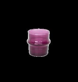 Urban Nature Culture Waxinelichtjehouder purple