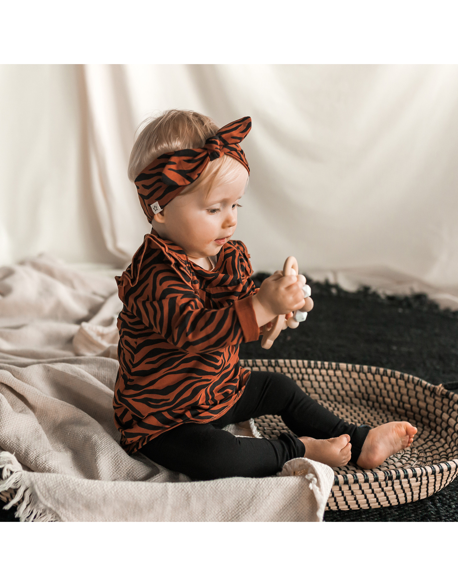 Your Wishes Zebra | Headband