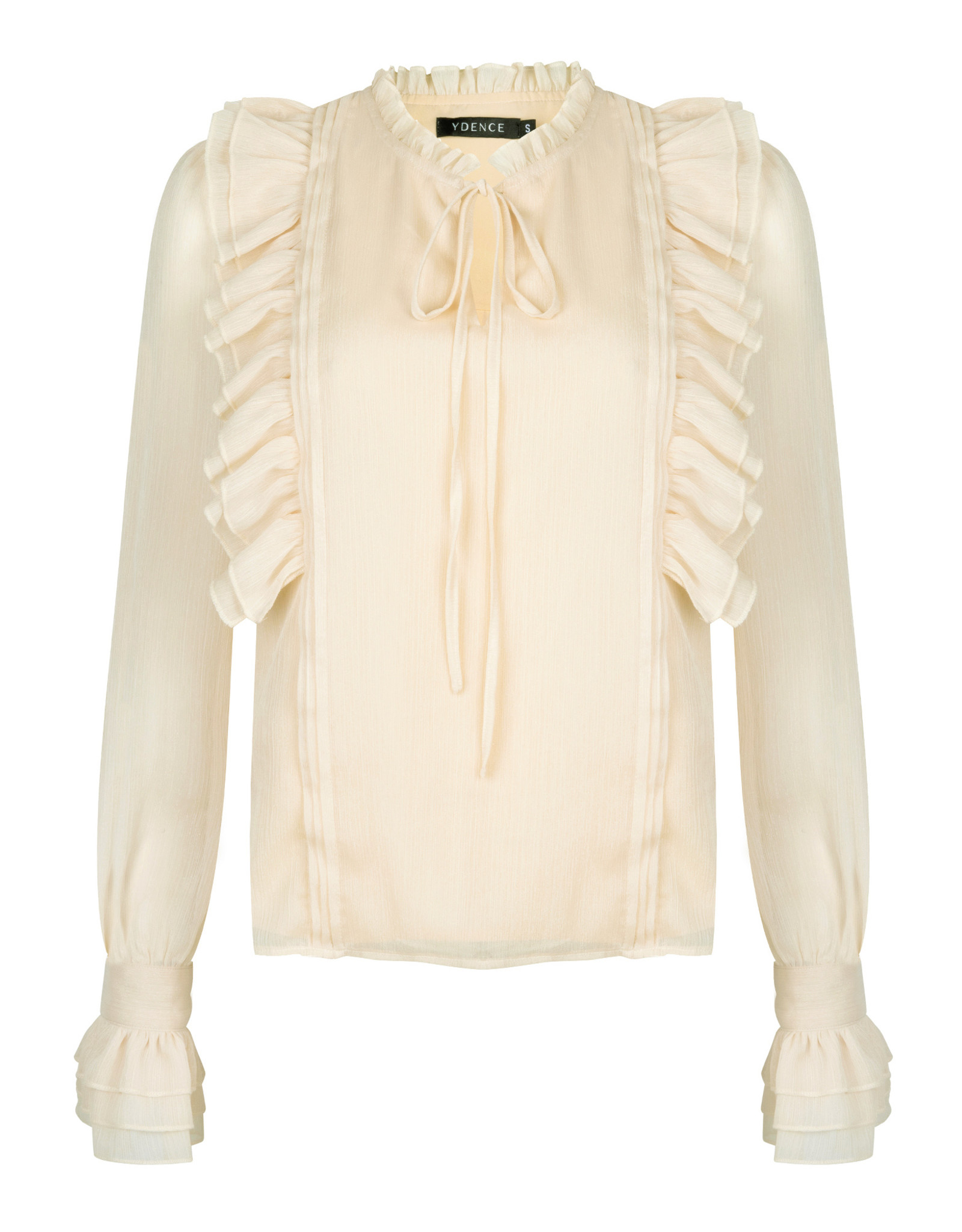 Ydence Blouse - Charlie - cream