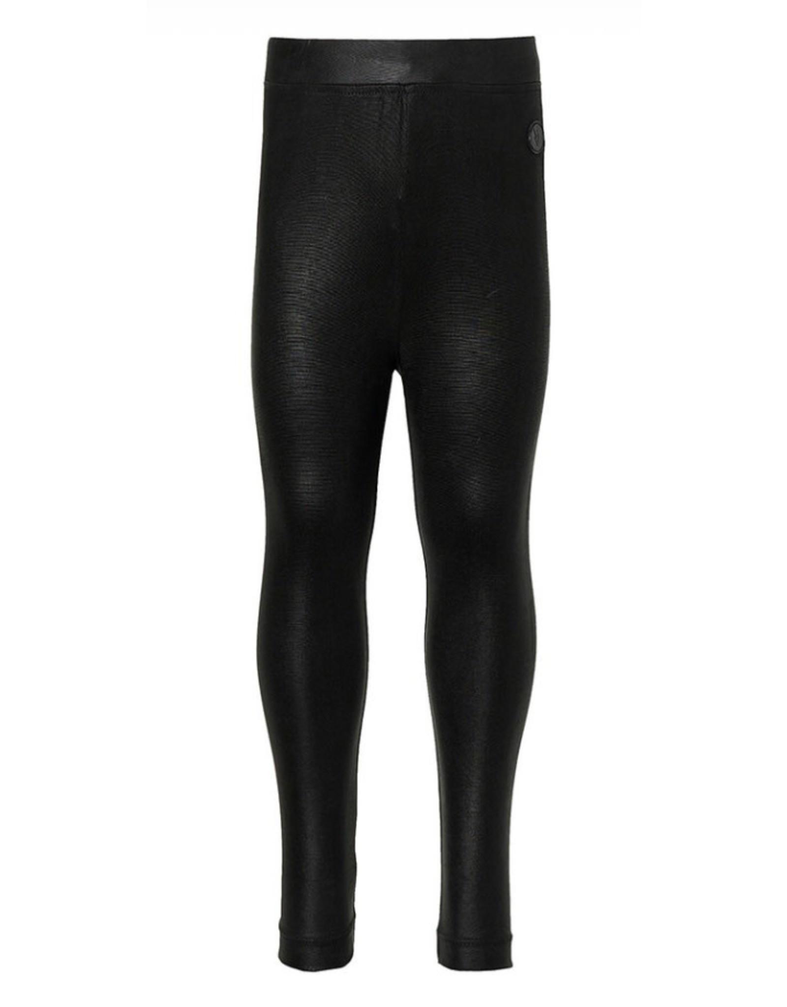Levv Legging Luna - zwart shiny