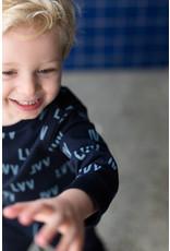 Levv Sweater Leeroy - donkerblauw