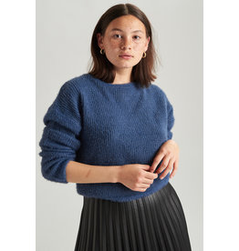 24colours Pullover blauw