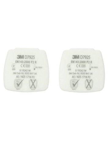 3M 3M Secure Click D7925 stoffilter P2 R