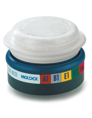 Moldex Moldex 973001 combinatiefilter A1B1E1K1Hg-P3 R D
