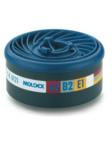 Moldex Moldex 950001 gas- en dampfilter A2B2E1