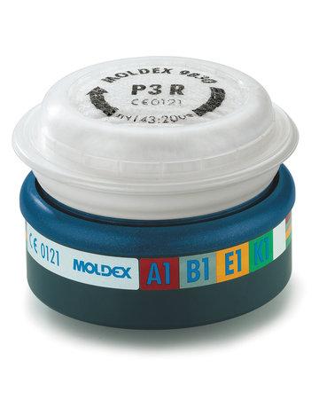 Moldex Moldex 943001 combinatiefilter A1B1E1K1-P3 R