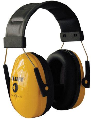 M-Safe Sonora 1 gehoorkap met hoofdband