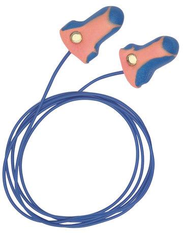 Howard Leight Laser Trak detectable oordop met koordje