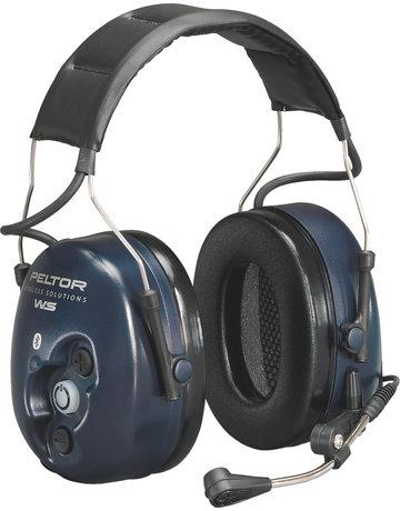 3M 3M Peltor WS Headset Bluetooth gehoorkap met hoofdband
