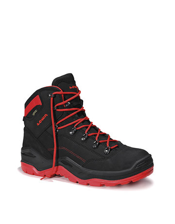 Lowa RENEGADE Work GTX red Mid S3 CI